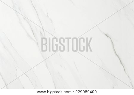 Closeup Large Marble Tile Making A Background