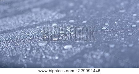 Beautiful abstract background with water drops.