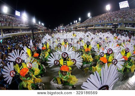 Carnival 2019 - Grande Rio