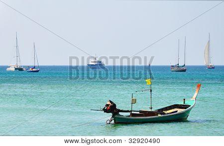 Yachts and Motor Boats