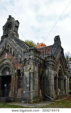 Roman Catholic Church Of St. Andrew Boboli (1904, Architect Vladislav Gorodetsky 1863-1930) Is The F