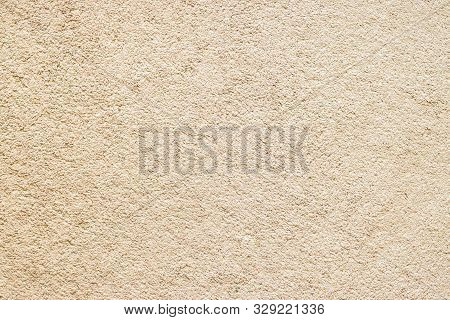 Fabric Texture Of Beige Light Brown Floor Carpet