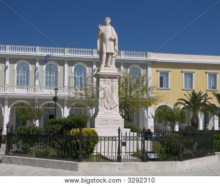 Dionysus Solomon Statue