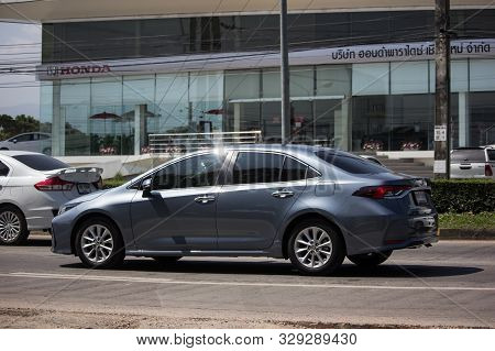 Private Car, Toyota Corolla Altis. Twelfth Generation
