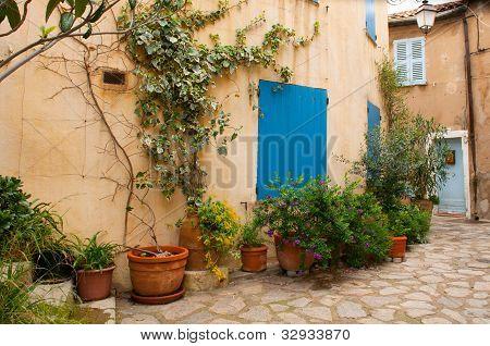 Garden Of Flowerpots