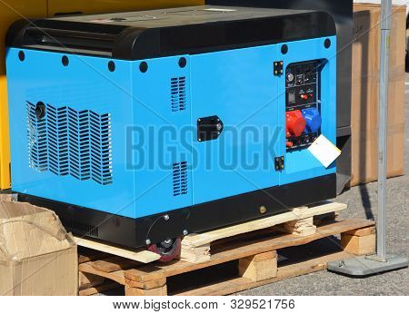 Backup Generator With Wheels Standby Power Generator For Sale. Home Backup Standby Generator