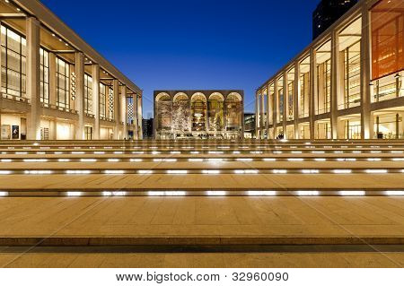 The Lincoln Center