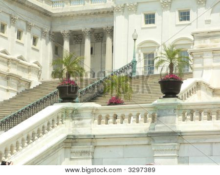 Steps To The Capitol