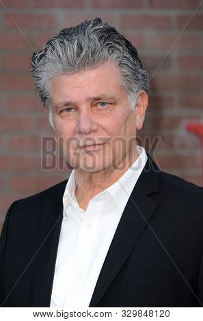 Steven Zaillian at the Los Angeles premiere of 'The Irishman' held at the TCL Chinese Theatre in Hollywood, USA on October 24, 2019.