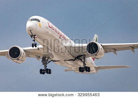 A350 Ethiopian