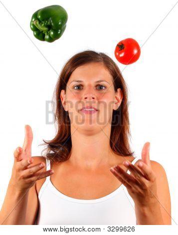 Juggling Vitamins