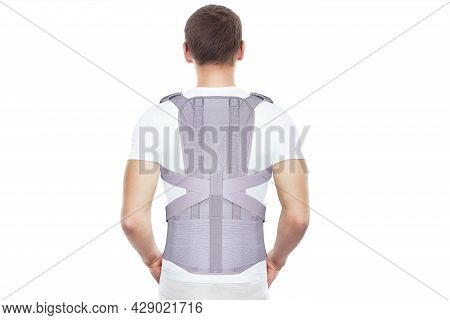 Orthopedic Lumbar Support Corset Products. Lumbar Support Belts. Posture Corrector For Back Clavicle