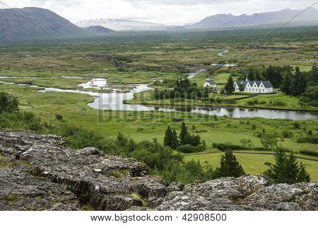 Iceland - Thingvellir National Park - Golden Circle