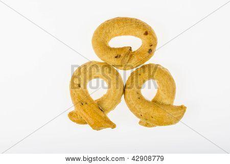 Italian Round Cracker