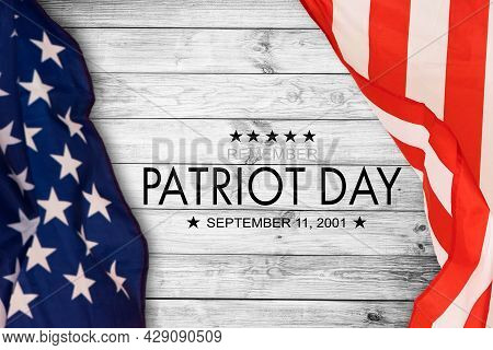 Remembering The 20 Years Of 9 11, Patriot Day. We Will Always Rememeber The Terrorist Attacks On Sep