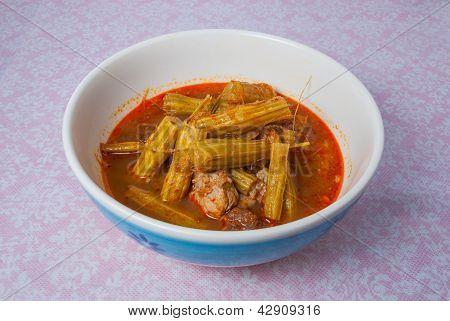Northern Thai Marum Curry/ Kaeng Marum/ Kaeng Ba-khon-kom