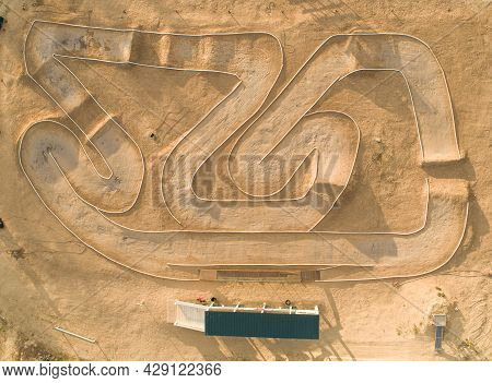 Local Rc Track Where People Have Fun