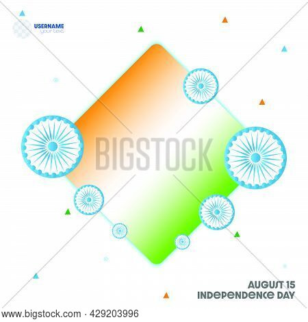 15th August, India Independence Day Celebrations Concept
