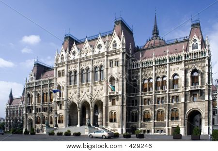 Hungarian Parliament House