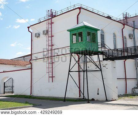 Tobolsk Transit Prison Museum Russia Asia Siberia.