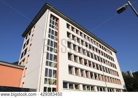 Cologne, Germany - September 22, 2020: Bundesanstalt Fur Immobilienaufgaben (bima) In Cologne, Germa