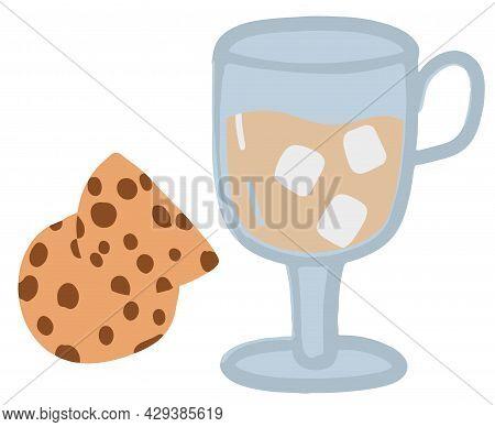 International Chocolate Day, World Chocolate Day, Cartoon Illustration, Coffee Mug, Chocolate Chip C