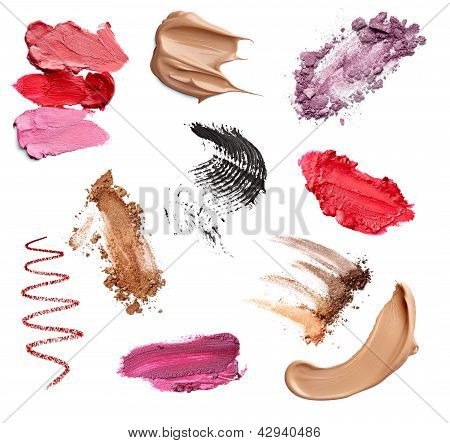 Make Up Accessories - smudges