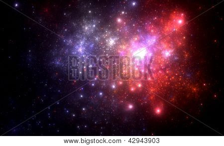 Stars And Planets Within Nebulae