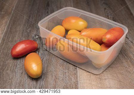 Tomatoes Are A Source Of Valuable Nutrients, Especially Potassium, Phosphorus, Vitamin C, Vitamin K