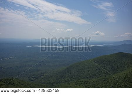 Overlook Mountain Is The Southernmost Peak With An Elevation Of 3,140′ In The Central Catskill Mount