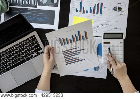 The Head Sales Department Checks The Monthly Sales Datasheet For The Salesperson To Calculate The Mo