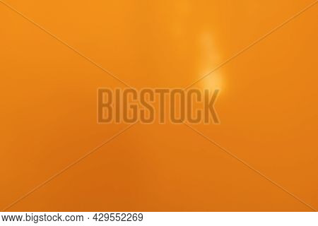 Yellow, Abstract Background With Gloss. Yellow Background