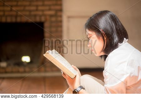 People Reading The Holy Bible