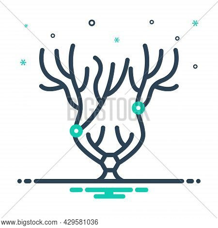 Mix Icon For Nerve Jitters Veins  Vena Artery Structure Neuron Anatomy Biology Impulse