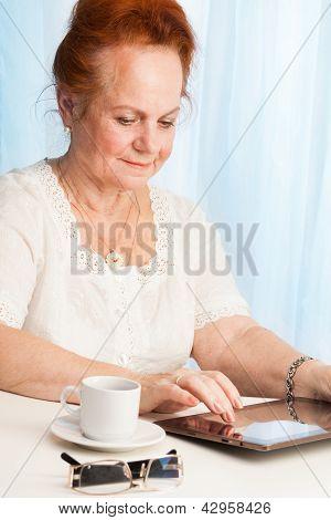 Granny Exploring New Gadget