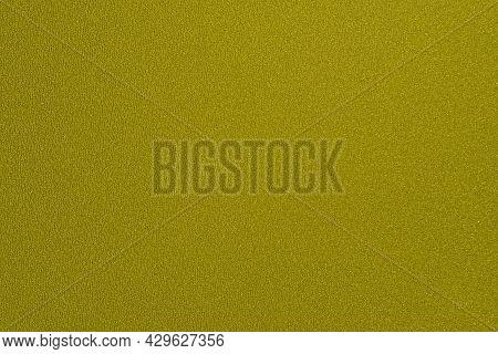 Golden Yellow Paper Sheet Background Shimmer Texture