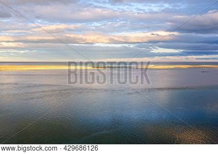 Late Afternoon At Georges Bay - St Helens, Tasmania, Australia
