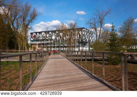Business Technograd, Pavilion N38 Entrepreneurship, Center Of Education And Support Of Entrepreneurs