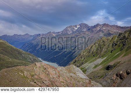 Amazing Kaunertal Valley In Tyrol Austria - The Austrian Alps - Travel Photography