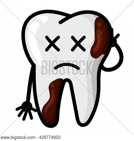 1 Teeth Character
