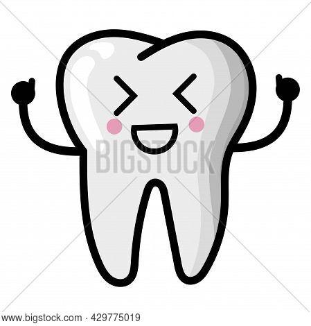 2 Teeth Character