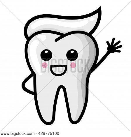 3 Teeth Character