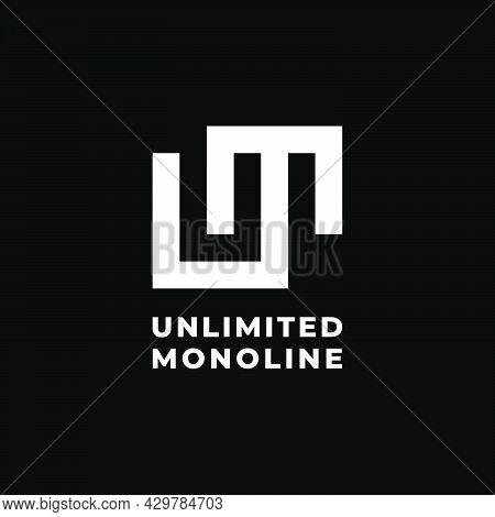 Logo U And M Hi Res Stock Logo Design Inspiration