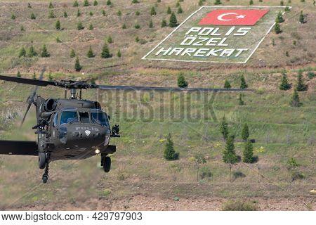 Turkish Police Aviation Sikorsky S70