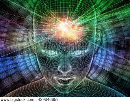 Lights Of Brain Frequencies