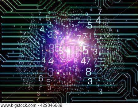 Electro-digital Grid