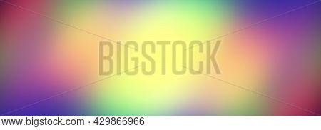 Abstract Trendy Colorful Rainbow Gradient Background Design Wallpaper. Art Digital Backdrop.  3d Art