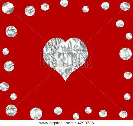 Shining Valentine's Heart