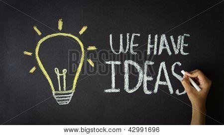 Temos ideias