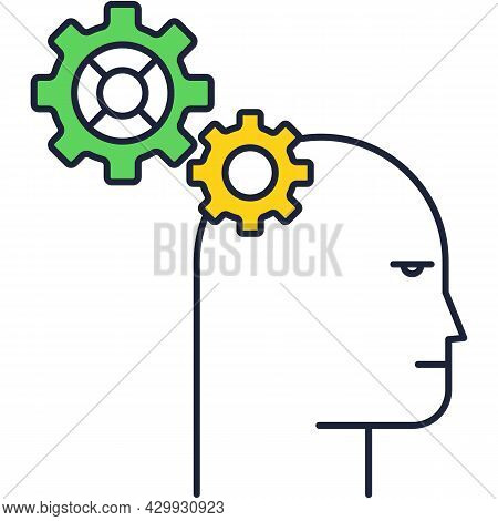 Learn Science And Knowledge Technology Vector Icon
